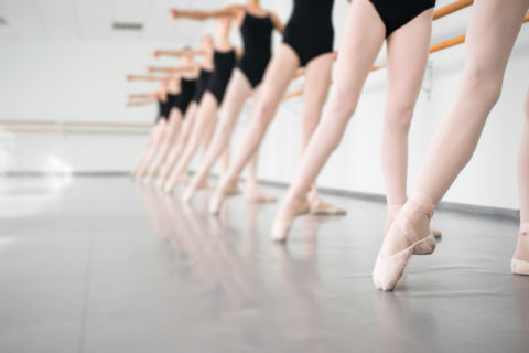 Physical Therapy applied for Ballet Dancer at Pivotal PT